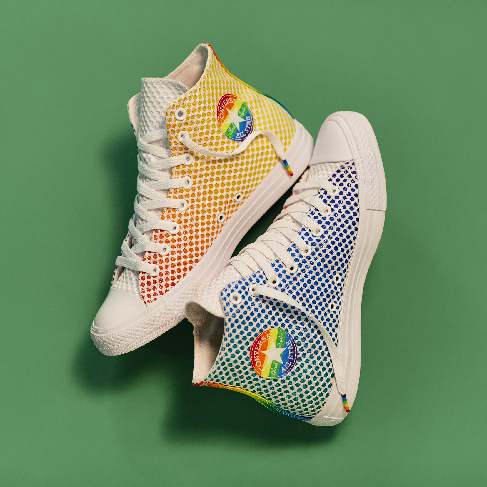 Converse Pride Collection 2017