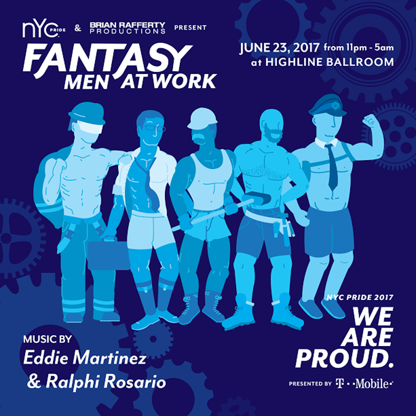 Fantasy Men At Work