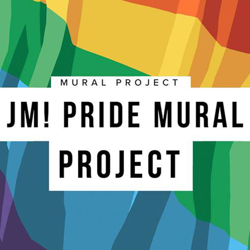 JM! Pride Mural Project