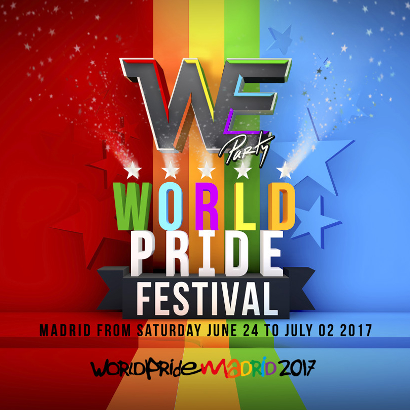 We Party World Pride Festival