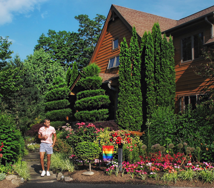Bear and Butterfly Gay Men Bed and Breakfast